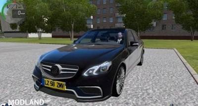 Mercedes-Benz Brabus 900 W212 [1.4.1], 1 photo